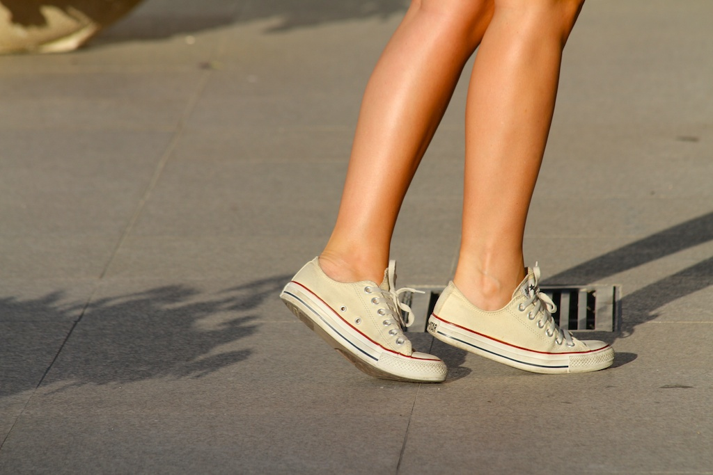 converse+dress.descalzaporelparque