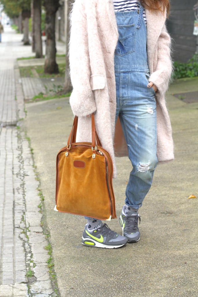 pink coat-h&m-denim-descalzaporelparque